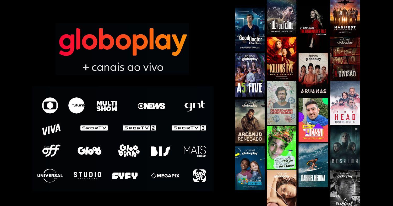 Globoplay Se Consolida Como Lider No Mercado Nacional De