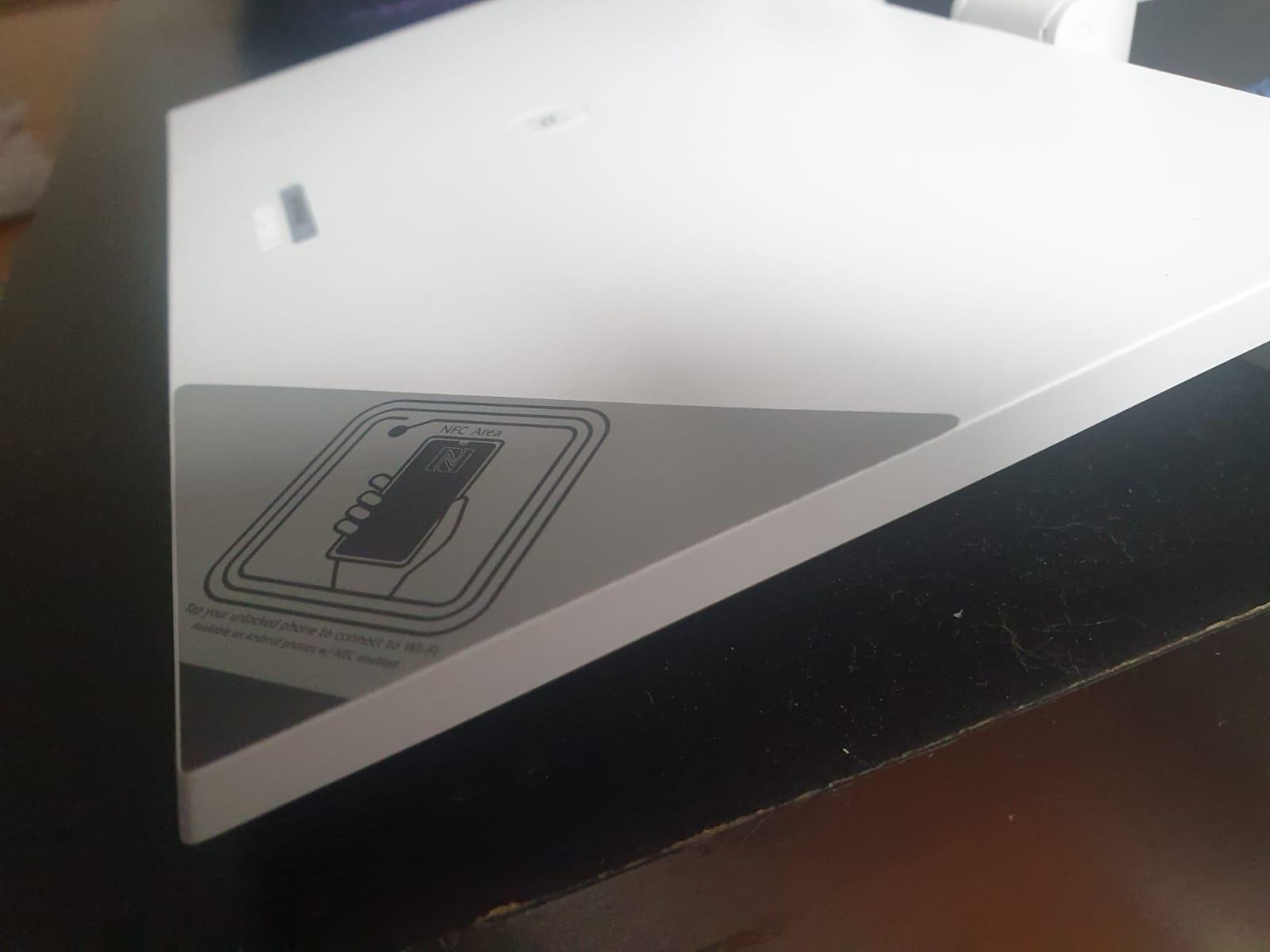 AX3 Quad-Core contém conexão via NFC