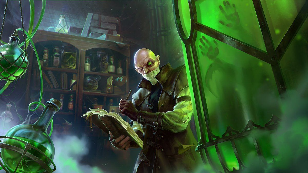 Singed League of Legends